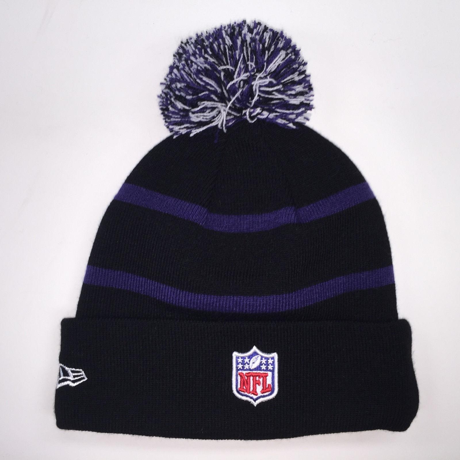 New Era Baltimore Ravens NFL 2013 Sport Knit Beanie 9747