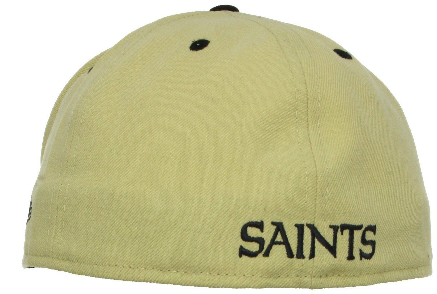 New Era 59Fifty NFL New Orleans Saints 2 Tone Fitted Cap