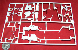 2004 Revell Kit 2534 Shelby 1/25 Series 1 Skill 2 OEM Replacement WHT Car Parts - $12.20
