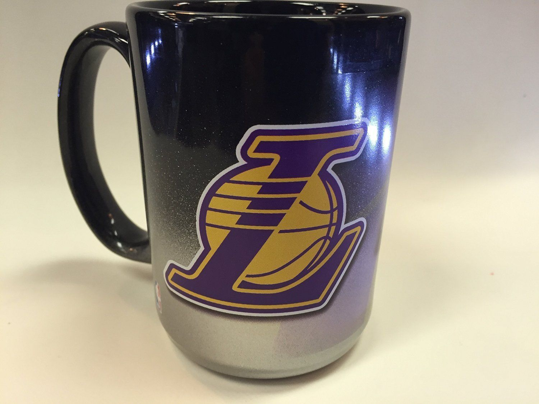 Great American NBA Los Angeles Lakers Print Coffee Mug