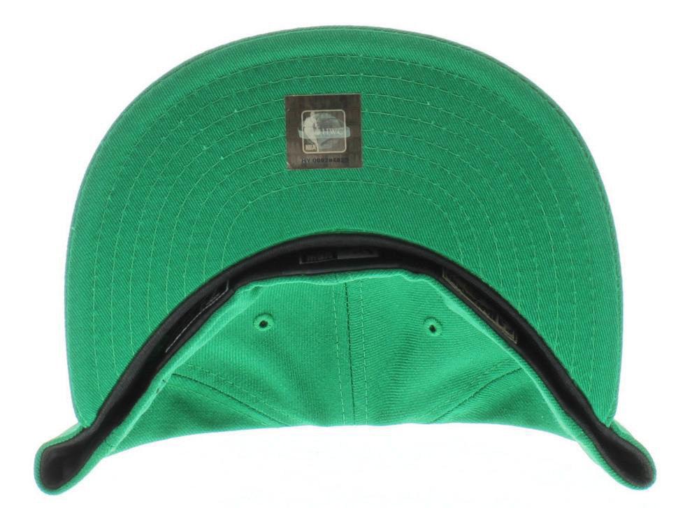 New Era NBA Hardwood Classics Boston Celtics Fitted Cap