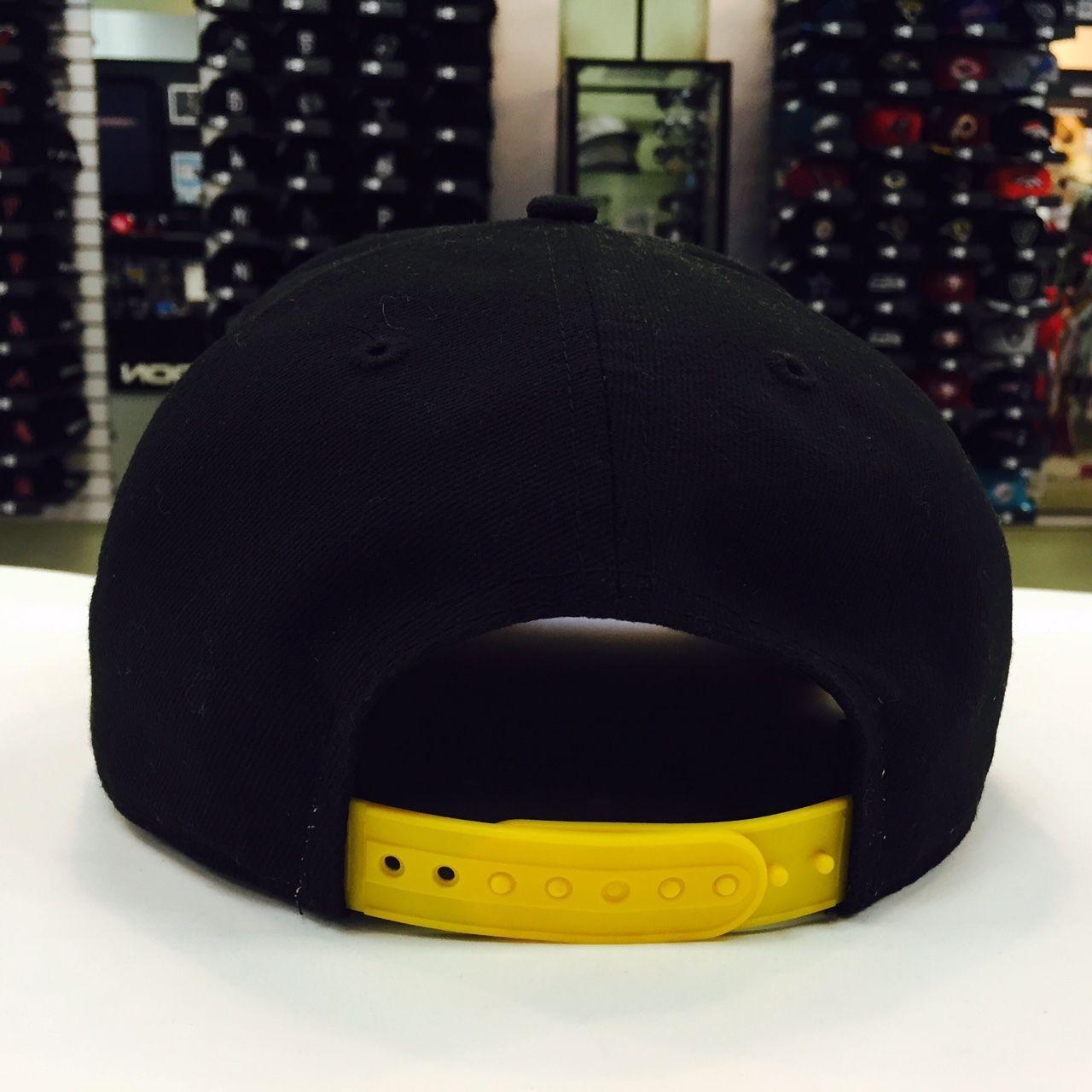 New Era 9FIFTY NFL Pittsburgh Steelers Vize SB XLIII Adjustable Cap/Hat 12052
