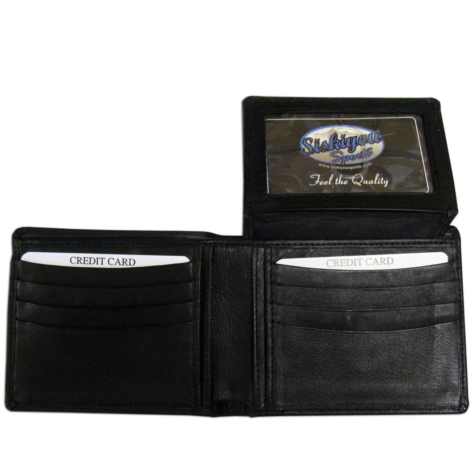 Nfl Bifold Wallet In A Window Box - Seattle Seahawks