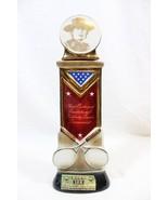 Clint Eastwood Invitational VTG Celebrity Tennis Jim Beam Liquor Decante... - $15.48