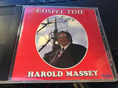 "Harold Massey ""Gospel Tine"" cd MINT"