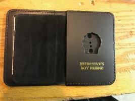 NYPD Detective  Boyfriend  Bi Fold Wallet 2017 NYPD PBA - $13.86