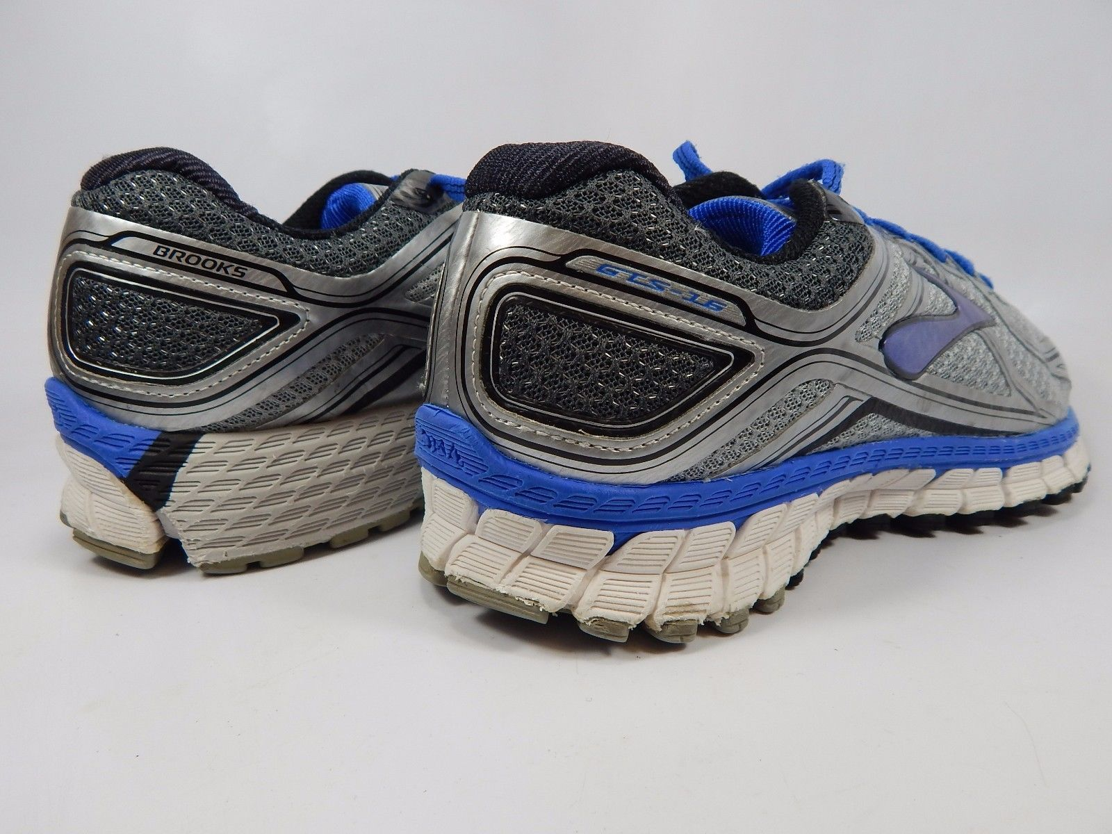 Brooks Adrenaline GTS 16 Men's Running Shoes Sz 7.5 2E WIDE EU 40.5 1102122E181