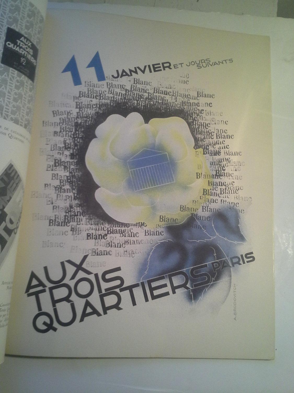 Arts et Metiers Graphiques  Paris  No. 14   Nov. 1929  wonderful graphics