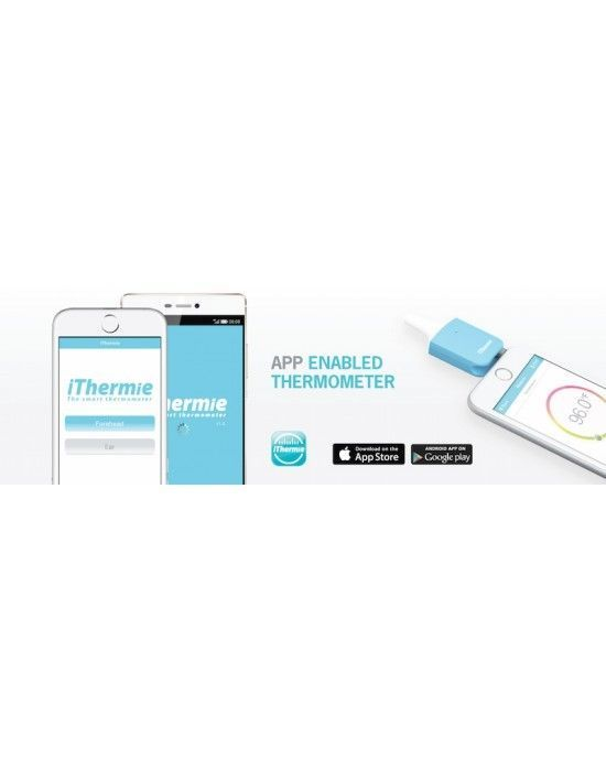 Odoyo iThermie of Smart Thermometer with App by Odoyo