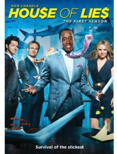House of Lies: The Complete First Season 1 [2 Discs] DVD TV Series