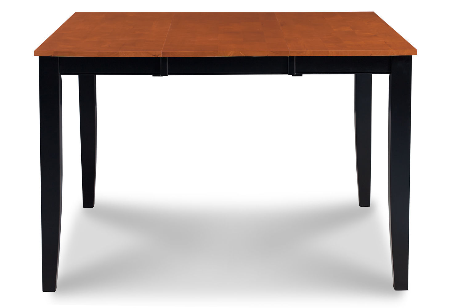 54 square counter height dinette dining and 39 similar items for Black dining table with leaf
