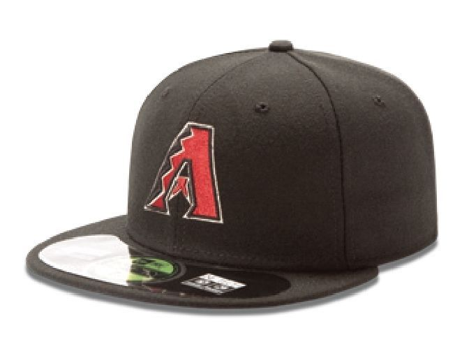 New Era 59Fifty MLB Authentic On Field Alternate Cap Baseball Cap/Reds/Indians