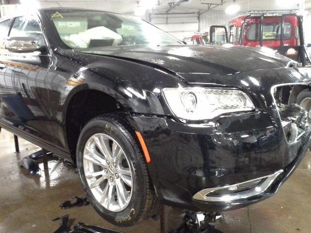 2016 Chrysler 300 AUTOMATIC TRANSMISSION
