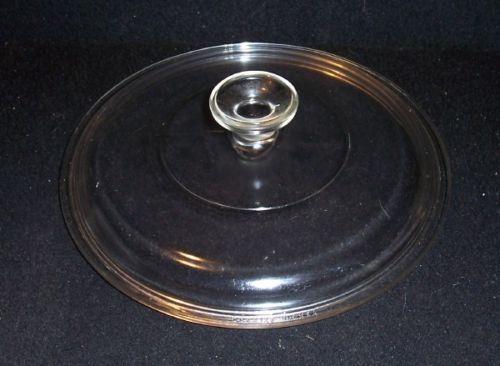 Jeannette Glass Wedgwood GRECIAN Green Hellenic Greek Roman 2 Qt Casserole w/Lid