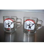 Disney Steamboat Willie Mickey Mouse Mug Glass - $19.99