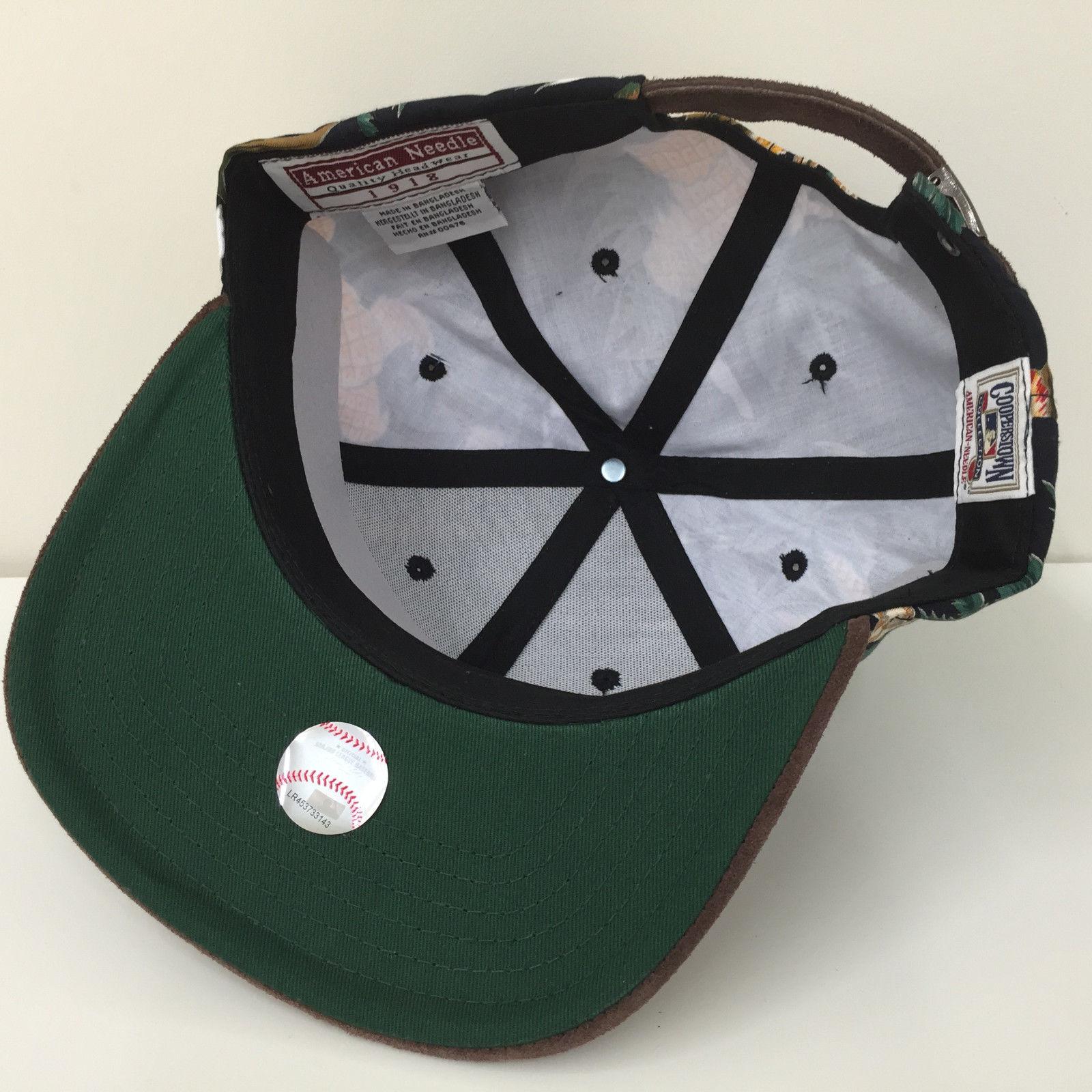 American Needle MLB Chicago White Sox Haven Snapback Cap Hat 12870