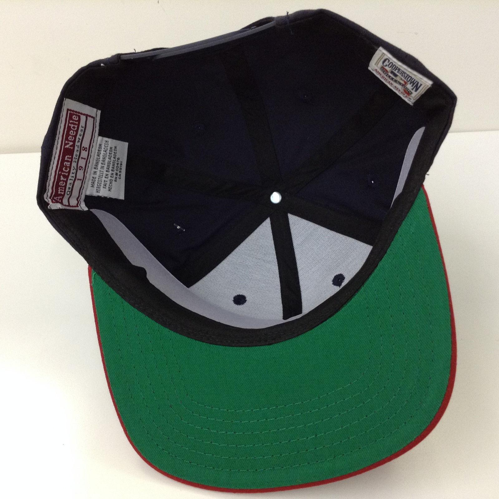 American Needle MLB Outfield  Retro Snapback  Cap Hat 12833