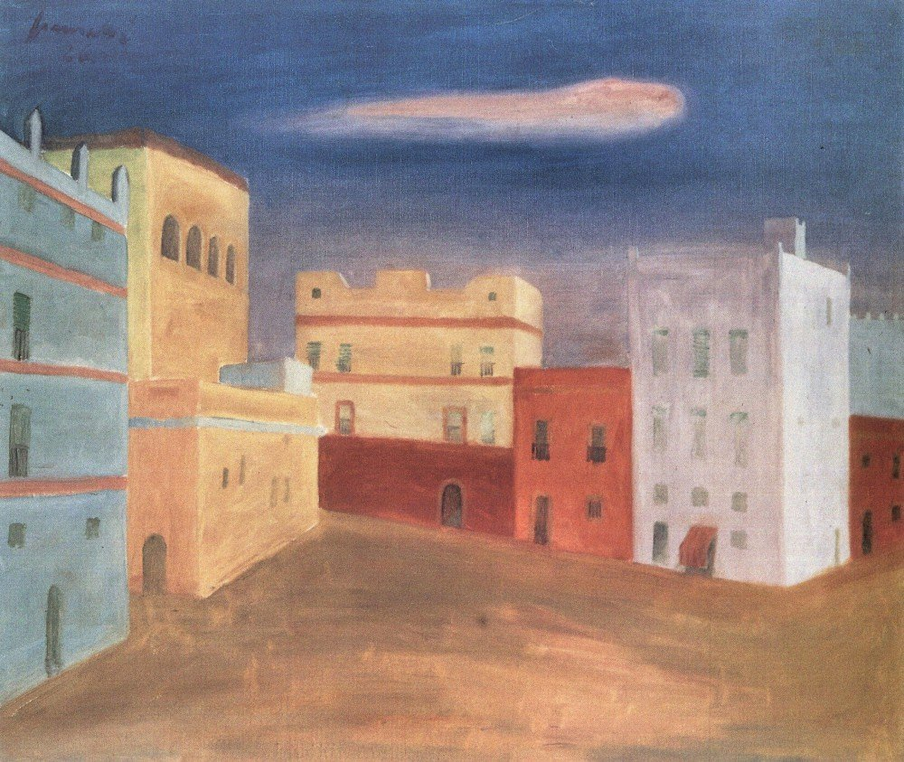 Roshni Arts - Famous Masterpieces 100% Hand Painted Oil on Canvas - Cadiz II...