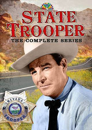State Trooper: The Complete Series (DVD, 2014, 11-Disc Set) Classic TV Show