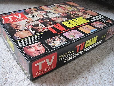 PRINCESS DIANNA TV Guide Board Game TV Trivia  New in Box Vtg