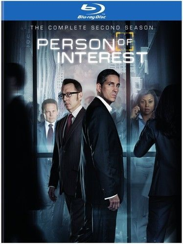 Person of Interest: The Complete Second Season 2 (Blu-ray Disc ) TV Series