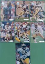 1995 UD SP Championship New Orleans Saints Football Set  - $3.00