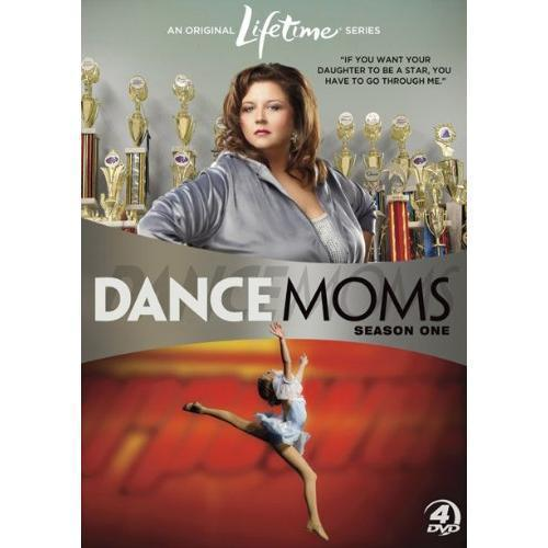 Dance Moms: Complete First Season 1 [DVD Set] Lifetime TV Series
