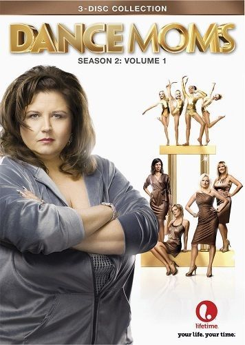 Dance Moms: Season 2, Vol. 1 (DVD Set) Lifetime TV Series New