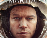 The Martian (Blu-ray Disc, 2016, Includes Digital Copy) Matt Damon Sci-Fi Movie