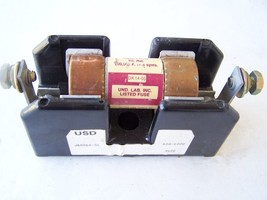 Limitron Buss Fuse 60 Amp with Holder - $7.60