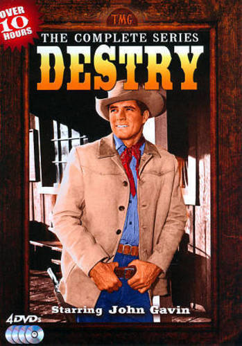 Destry: The Complete Series (DVD Set) Classic Western TV Series