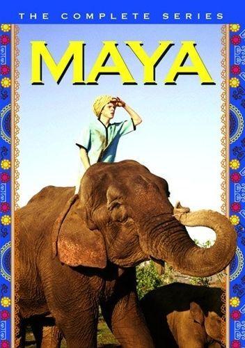 Maya: The Complete Series (DVD, 2014, 5-Disc Set) TV Series