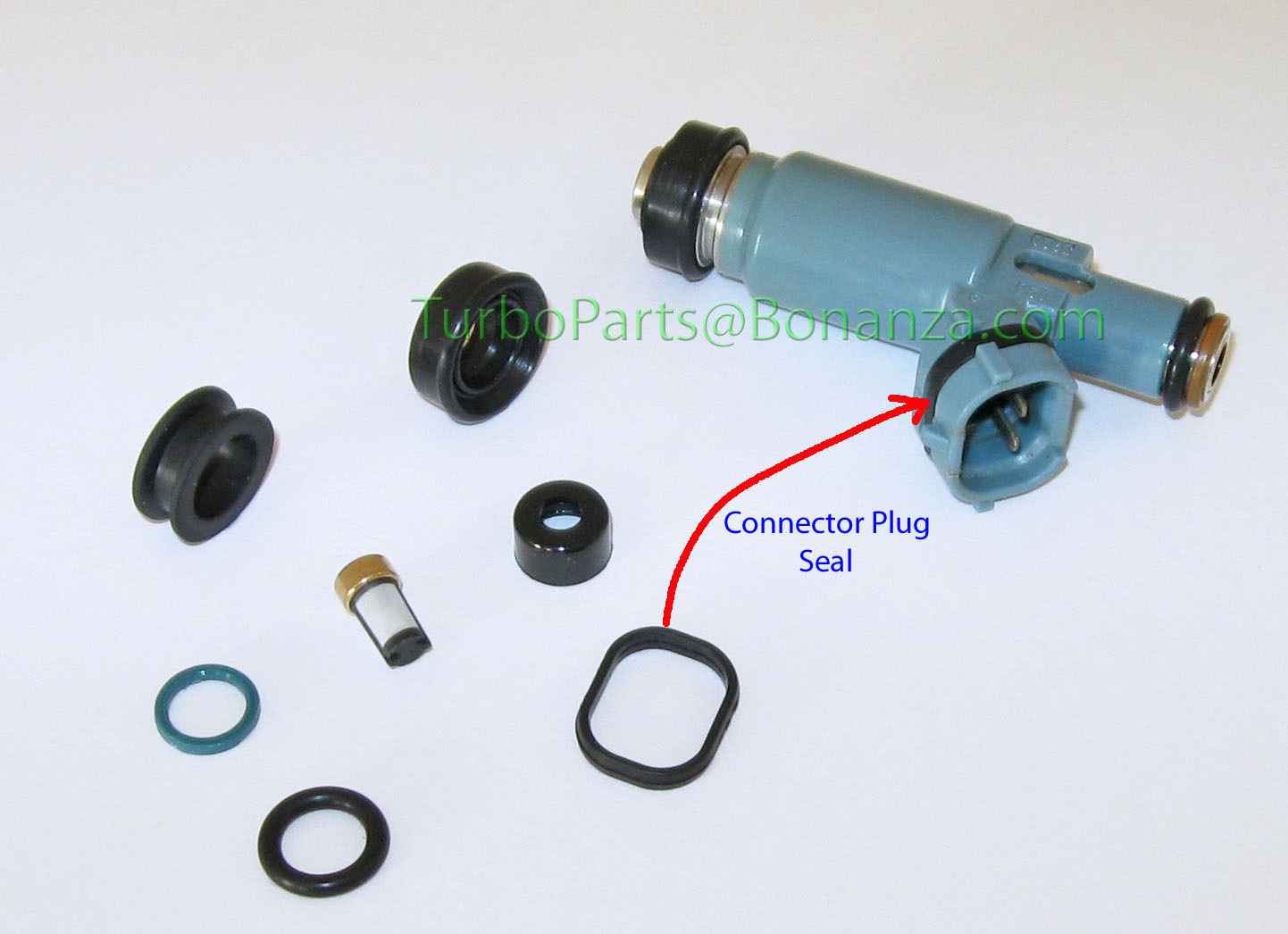 Subaru WRX Imprezza & STI Fuel Injector Seal Repair Kit Seal O-rings Filters