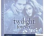 Twilight Forever: The Complete Saga [Blu-ray + Digital Box Set]