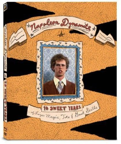 Napoleon Dynamite [10th Anniversary Edition] Blu-Ray Disc Set