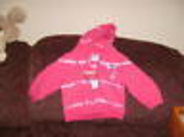 The Children's Place Pink &White Jacket Size 12 months girls NEW HTF - $17.60