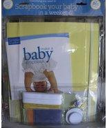 Make A Baby Scrapbook // Simple Scrapbooks - $15.79