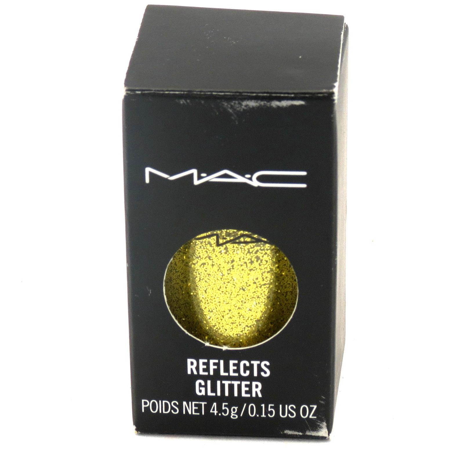 MAC Reflects Glitter & Glitter Brilliants Pigments