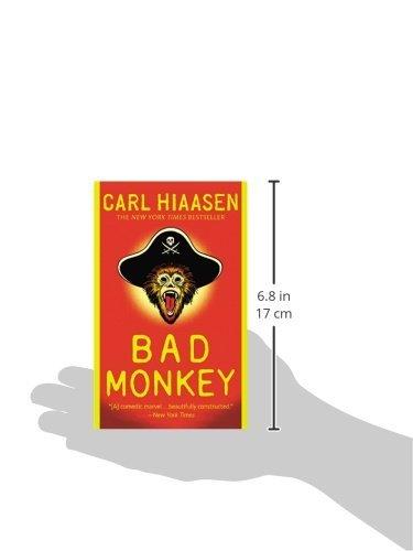 Bad Monkey [Mass Market Paperback] Hiaasen, Carl