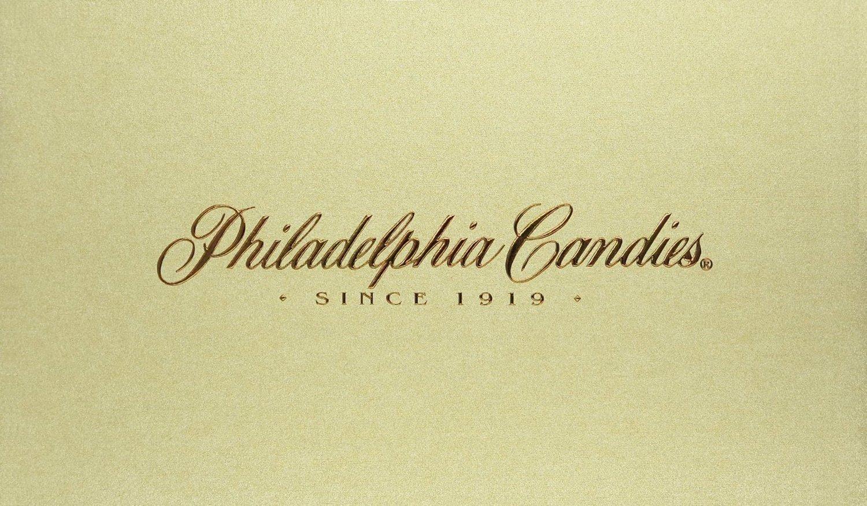Philadelphia Candies Orange Meltaway Truffles, Milk Chocolate 1 Pound Gift Box