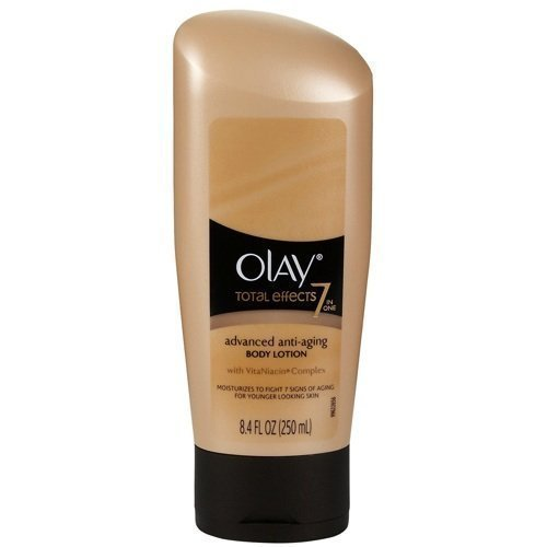 Olay Total Effects 7 in One Advanced Anti Aging Body Lotion, 8.4 oz / 250 ml