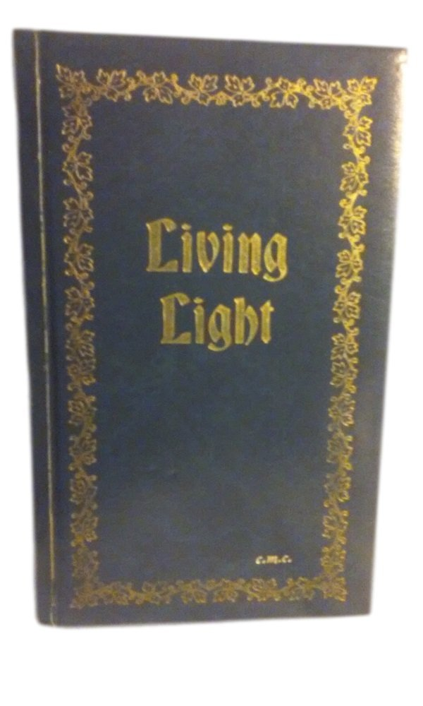 Living Light:  Daily Light in Today's Language [Jan 01, 1972] Edythe Draper