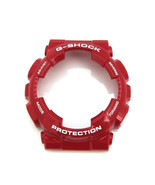 New CASIO G SHOCK GA110-CS-4A IRONMAN Original Rubber/PU RED Watch Case ... - $36.35