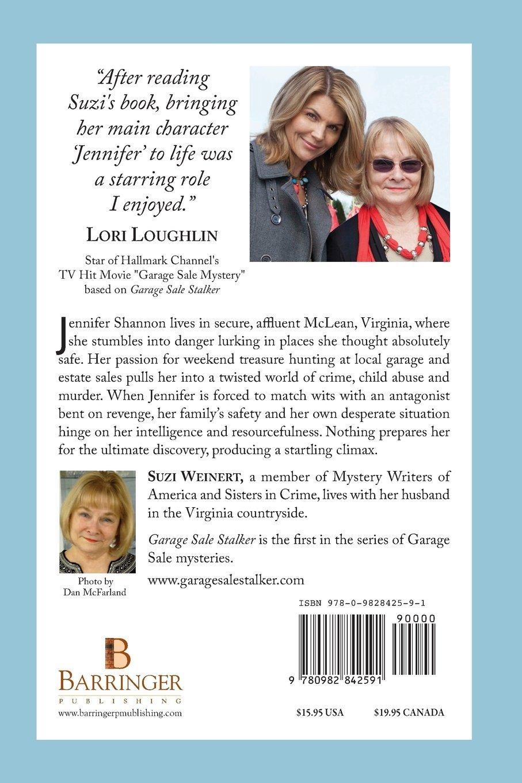 Garage Sale Stalker [Paperback] [Nov 15, 2010] Weinert, Suzi