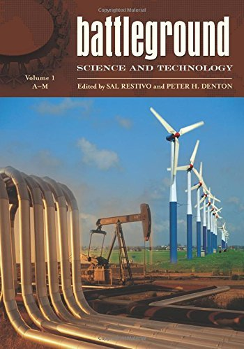 Battleground: Science and Technology [2 volumes] (Battleground Series) [Hardc...