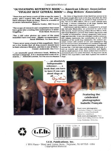 The Atlas of Dog Breeds of the World [Mar 01, 1995] Wilcox, Bonnie and Walkow...