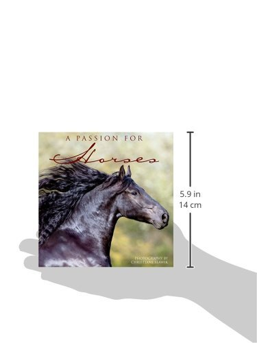 A Passion for Horses [Hardcover] [Aug 01, 2014] Slawik, Christiane