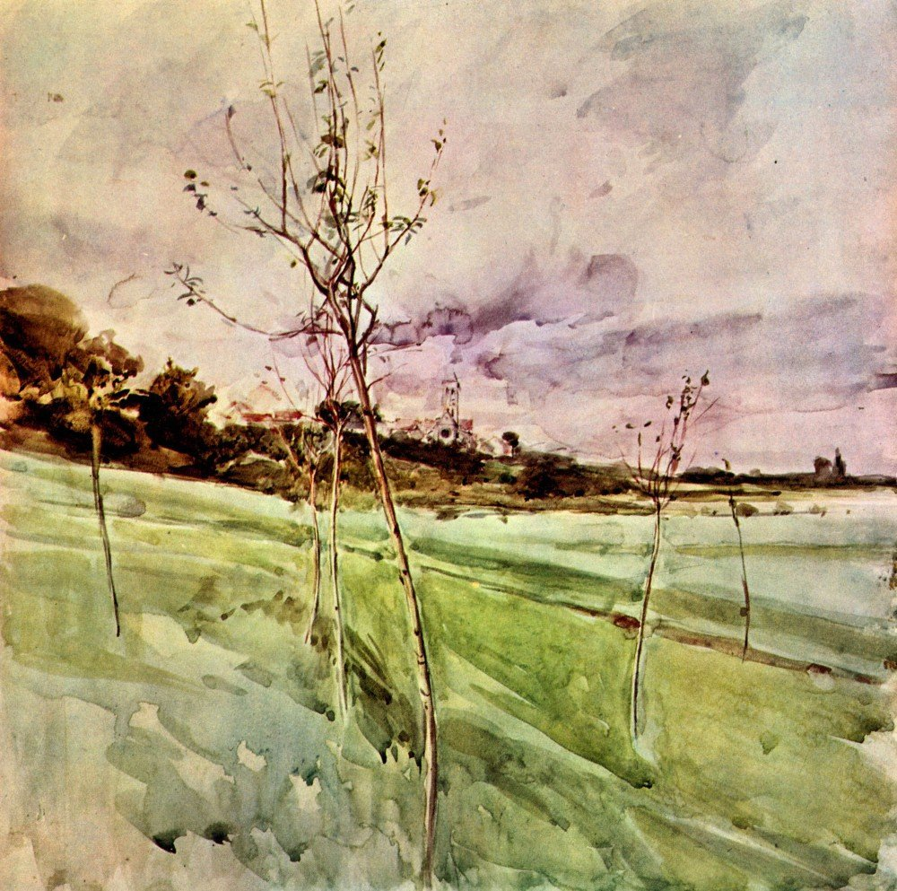 100% Hand Painted Oil on Canvas - After the storm by Giovanni Boldini - 24x36...