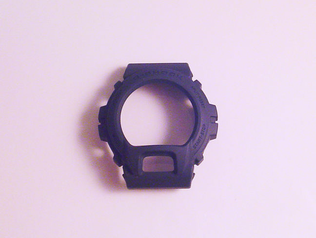 NEW ORIGINAL CASIO G SHOCK DW6900 REPLACEMENT BLUE WATCH OUTER CASE P40B