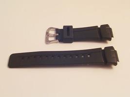 New! 100% Original CASIO G SHOCK G2300 Black Rubber/Resin Watch Band Str... - $23.81